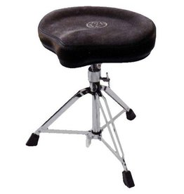 Roc-N-Soc Roc-N-Soc Original Manual Drum Throne - Grey