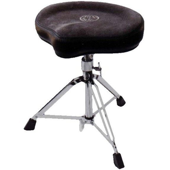 Roc-N-Soc Roc-N-Soc Original Manual Drum Throne - Grey