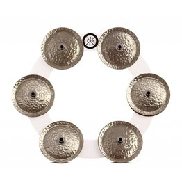 BFSD Big Fat Snare Bling Ring White Copper