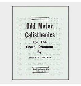 Try Publications Odd Meter Calisthenics For The Snare Drummer