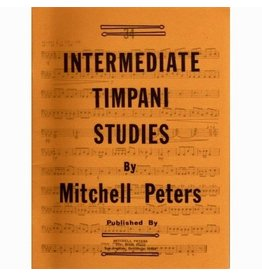 Try Publications Intermediate Timpani Studies
