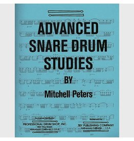 Try Publications Advanced Snare Drum Studies