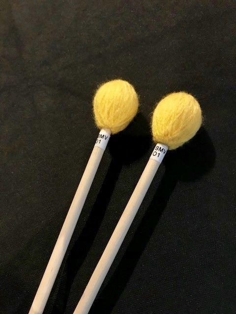 BMV Mallets Baguettes de xylophone Basse Orff BMV ORFF1