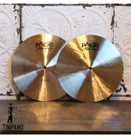 Paiste Paiste Masters Thin Hi-hat Cymbals 14in