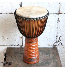 GMP GMP Djembe Pro Series 65cm (Diamond Carving Natural)