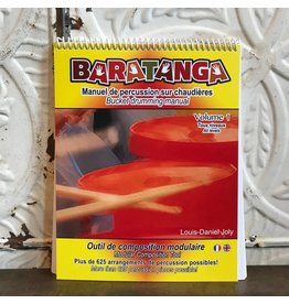 Baratanga Bucket Drumming Manual