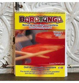 Manuel Baratanga - Manuel de percussion sur chaudières