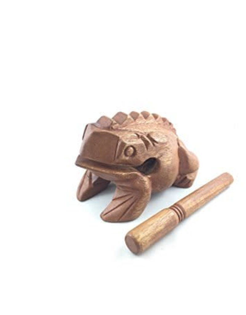 GMP Wooden Frog GMP 7in