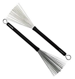 Rohema Percussion Rohema JB2 metal Broom Sticks