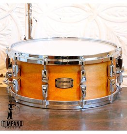 Yamaha Yamaha Absolute Maple Hybrid Vintage Natural Snare Drum 14X6in