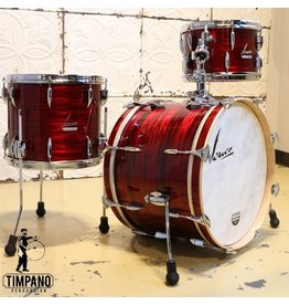Sonor Sonor Vintage Red Oyster Drum Kit 20-12-14in with tom mount