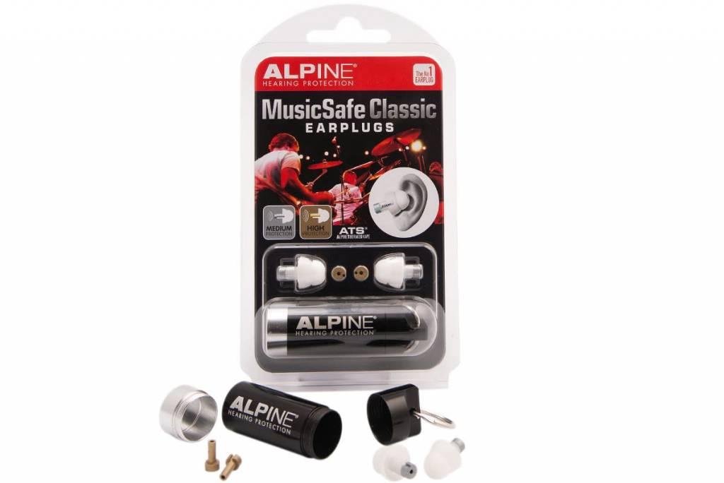 Alpine Bouchons Alpine MusicSafe Classic
