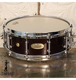 Pearl Pearl Philharmonic Series 6 ply Maple shell Die Cast Hoops w/Triad Strainer 14X5in