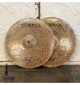 Istanbul Agop Cymbales hi-hat Istanbul Agop Turk 15po