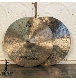 Istanbul Agop Istanbul Agop OM Cindy Blackman Hi Hat Cymbals 15in