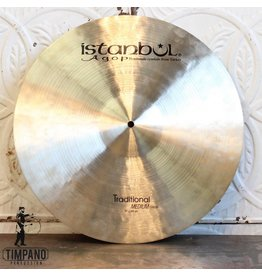 Istanbul Agop Cymbale crash Istanbul Agop Traditional Medium 19po