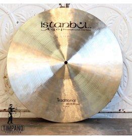 Istanbul Agop Istanbul Agop Traditional Medium Crash Cymbal 19in