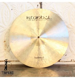 Istanbul Agop Istanbul Agop Traditional Thin Crash Cymbal 17in