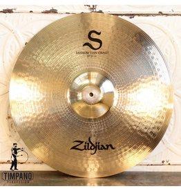 Zildjian Cymbale crash Zildjian S medium thin 20po