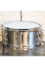 Black Swamp Percussion Caisse claire Black Swamp Dynamicx Sterling Titanium 14X6.5po