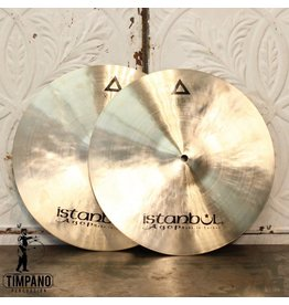 Istanbul Agop Cymbales hi hat Istanbul Agop Xist 14po