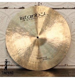 Istanbul Agop Istanbul Agop Traditional Medium Ride Cymbal 21in