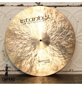 Istanbul Agop Cymbale ride Istanbul Agop Traditional Original 20po