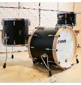 Sonor Sonor SQ1 Drum Kit 22-12-16in - Matte Black