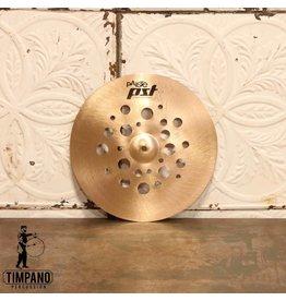 Paiste Paiste PSTX Swiss Flanger Crash Cymbal 14in
