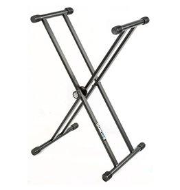 Quiklok X-stand for Keyboard, double-braced, Quik-Lok