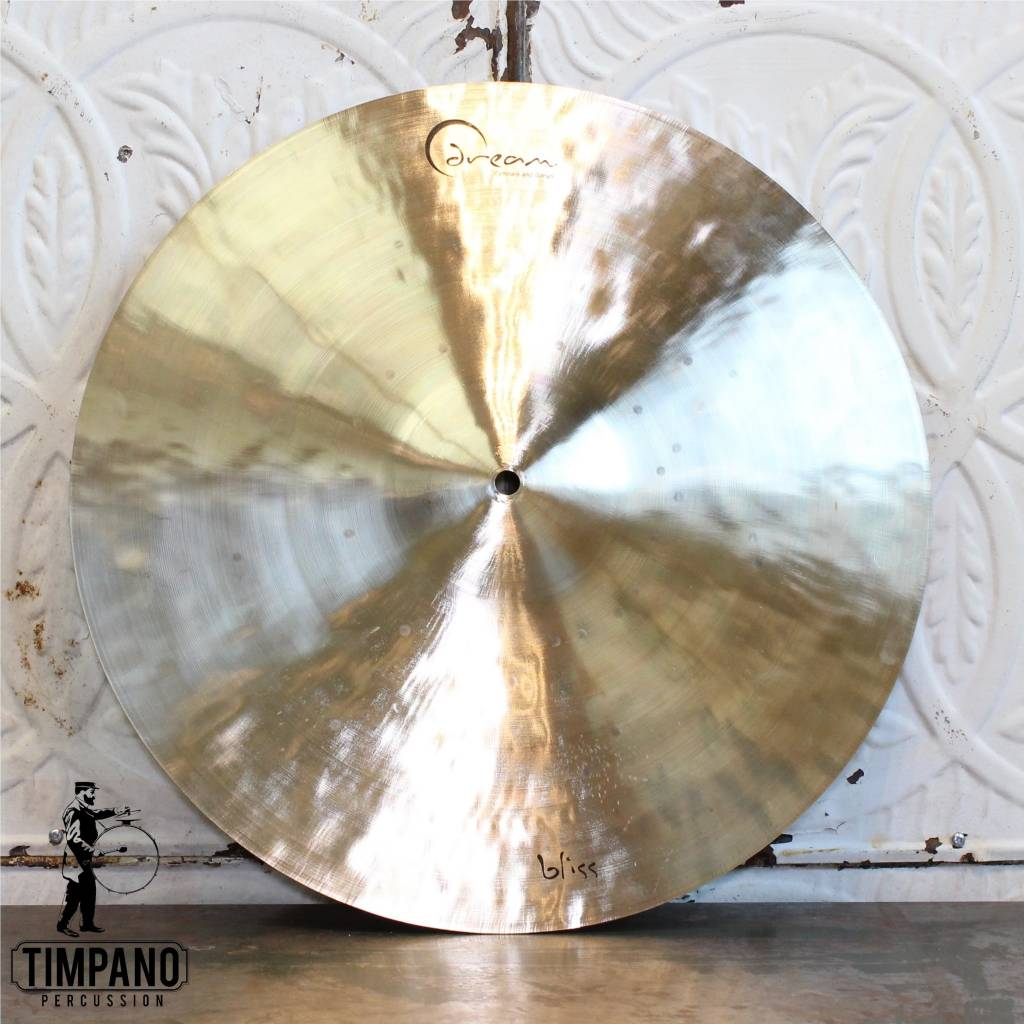 Dream Dream Bliss Ride Cymbal 18in