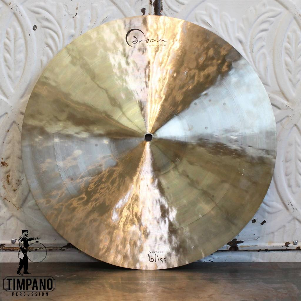 Dream Dream Vintage Bliss Crash/Ride Cymbal 17in