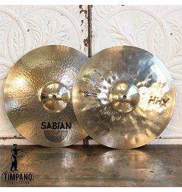 "Sabian Sabian HHX Evolution Hi Hat Cymbals 14"""