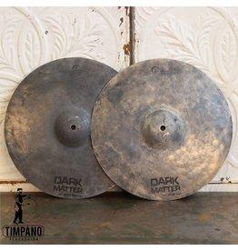 Dream Cymbales hi hat Dream Dark Matter 14po