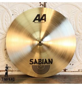 Sabian Cymbale crash Sabian AA Thin 18po