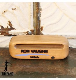 Ron Vaughn Wood Block Ron Vaughn Piccolo 1.75X1.75X4.75po