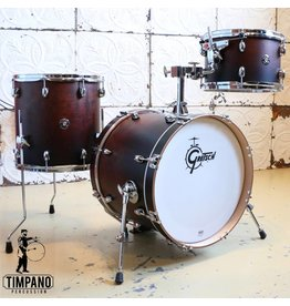 Gretsch Batterie Gretsch Catalina Club Satin Antique Fade 18-12-14po