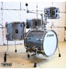 Sonor Sonor AQ2 Safari Titanium Quartz Drum Kit 16-10-13in + snare 13in