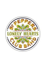 "Evans EVANS 12"" Sgt. Pepper Souvenir Drumhead"
