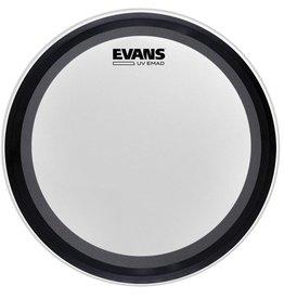 Evans EVANS EMAD UV1 coated 20in bass drum head