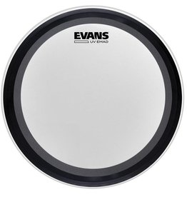 Evans Peau de grosse caisse Evans UV EMAD coated 20po