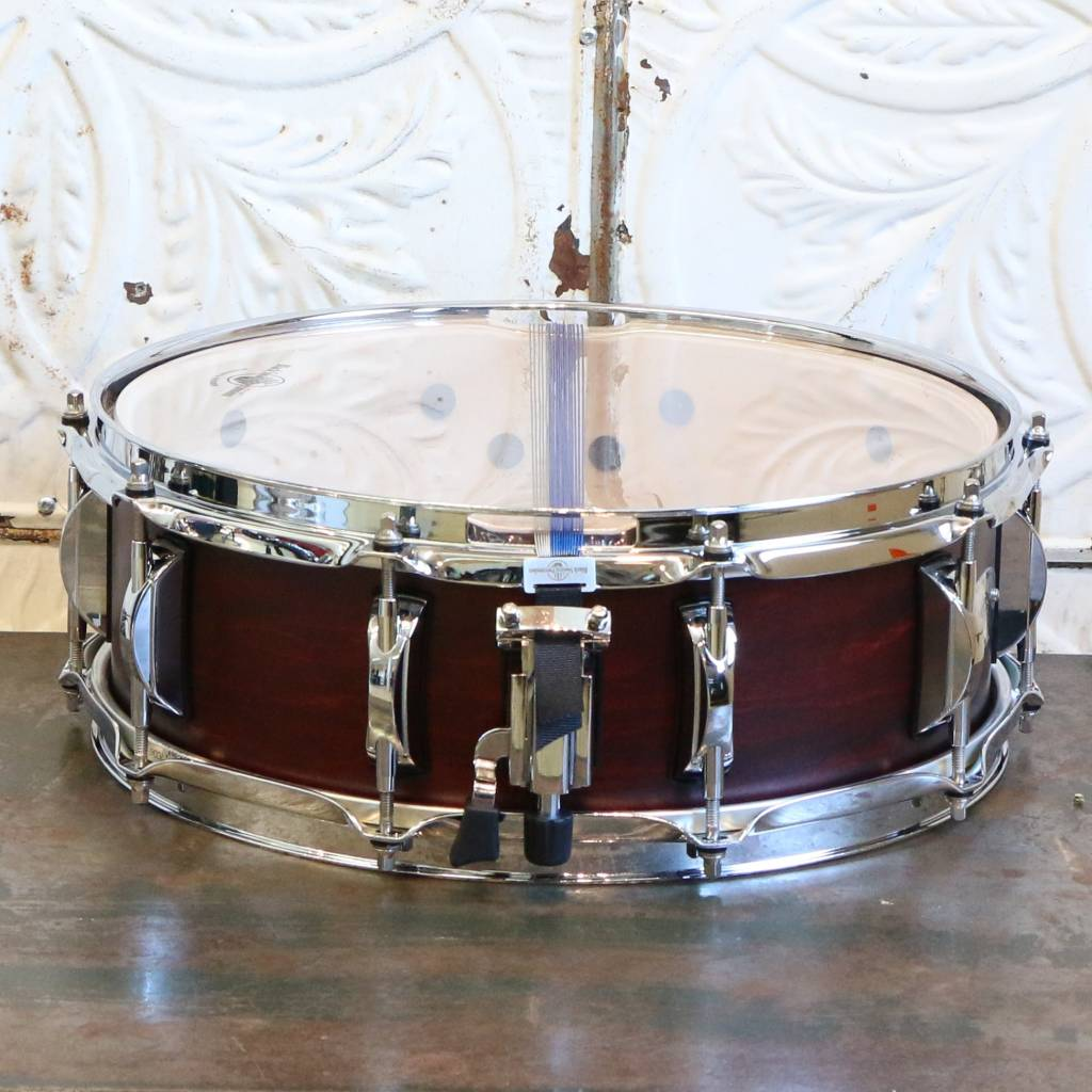 Black Swamp Percussion Caisse claire Black Swamp Concert Maple Cherry Rosewood 14X5po