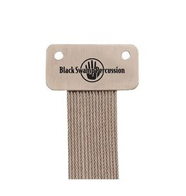 Black Swamp Percussion Black Swamp Uncoated Stainless Wrap-around Snares