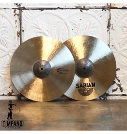 Crescent Cymbales hi hat Crescent Element 14po (avec étui)