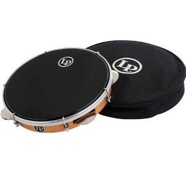Latin Percussion Pandeiro LP 10po bois (étui inclus)