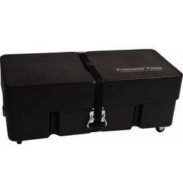Protechtor Étui rigide Protechtor GP-PC304W Compact pour Accessoires avec 2 roulettes (36x16x12po)