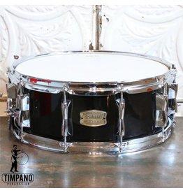 Yamaha Yamaha Stage Custom Snare Drum 14X5.5in - Raven Black