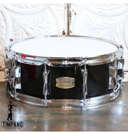Yamaha Yamaha Stage Custom Snare Drum 14X5.5in Real Black