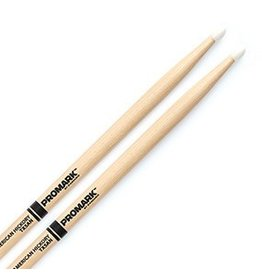 Promark Promark Hickory 5AN Nylon Tip Drum Sticks