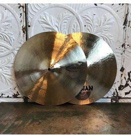 Crescent Crescent Stanton Moore Fat Hi-hat Cymbals 14in (with bag)